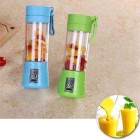 Máy xay sinh tố Juice cup NG-01 2 lưỡi có thể sạc USB - iughifu895 giá sỉ