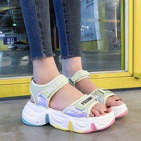 Giày Sandal Đế Cầu Vồng giá sỉ