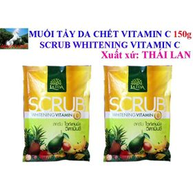 Muối Tẩy Đã Chết Vitamin C giá sỉ