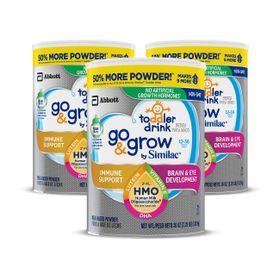 Sữa Go Grow by Similac 1.02kg giá sỉ