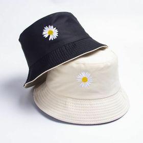 Mũ nữ hoa cúc giá sỉ