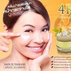 Kem 4k plus , siêu phẩm trắng da Thái Lan giá sỉ