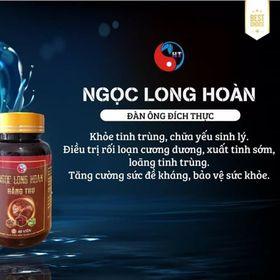 Ngọc Long Hoàn cải thiện chức năng sinh lí nam giới giá sỉ