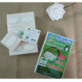 Xà phòng cám gạo JAM RICE MILK SOAP Thái Lan lốc 12 bánh giá sỉ