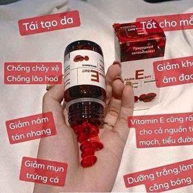 vitamin e đỏ nga 400mg giá sỉ