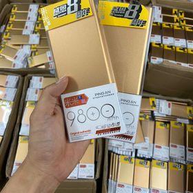 Pin dự phòng vỏ nhôm 9800 Sẵn hàng tại Phụ Kiện Khánh Linh giá sỉ
