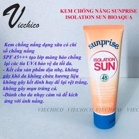 Kem chống nắng Sunprise Bioaqua giá sỉ