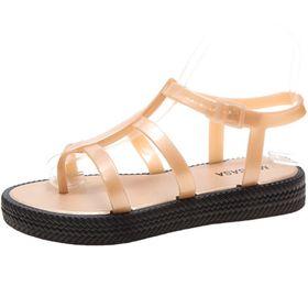 Giqy sandal nhựa nữ chống nước giá sỉ