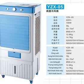Máy làm mát không khí ZANGZI-YZX05 giá sỉ