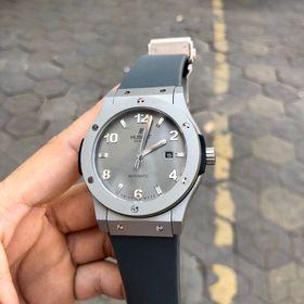 Đồng hồ nam HB vỏ xám bạc giá sỉ