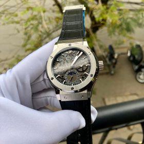 Đồng hồ nam HB vỏ trắng máy cơ giá sỉ