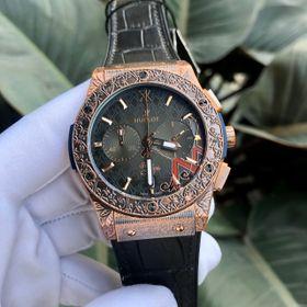 Đồng hồ nam HB máy Quartz cao cấp giá sỉ