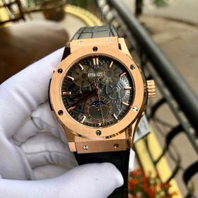 Đồng hồ nam HB vỏ vàng PVD 18K cao cấp giá sỉ