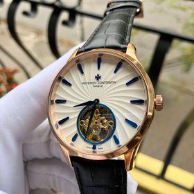 Đồng hồ Vancheron vỏ vàng kim xanh cao cấp giá sỉ