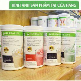 Sữa Herbalife - Bữa ăn lành mạnh giá sỉ
