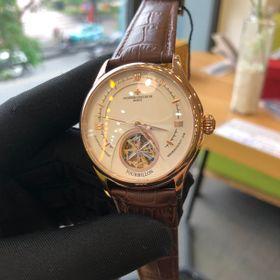 Đồng hồ Vancheron nam vỏ vàng kim vàng giá sỉ
