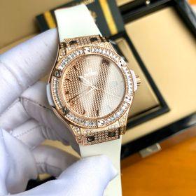 Đồng hồ nữ HB Full đá kim cương nhân tạo giá sỉ