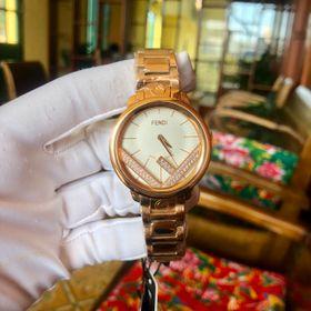 Đồng hồ nữ Fenddy vỏ vàng cao cấp giá sỉ