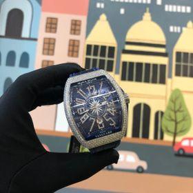 Đồng hồ Franck Muller Vanguard Blue cao cấp giá sỉ
