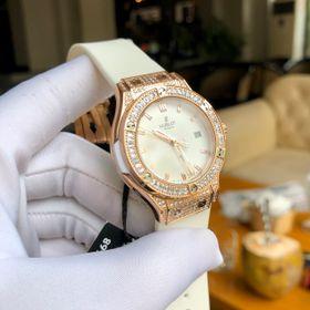 Đồng hồ HB nữ vàng hồng cao cấp giá sỉ