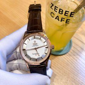 Đồng hồ Omega vát cạnh mạ vàng cao cấp giá sỉ