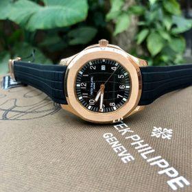Đồng hồ Patek Philipe vỏ vàng mặt đen giá sỉ