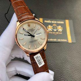 Đồng hồ nam Rolexx cao cấp vỏ vàng giá sỉ