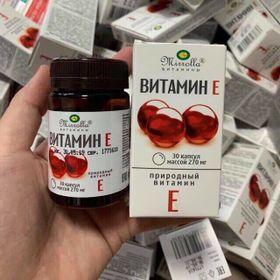 Viên vitamin E đỏ của Nga giá sỉ