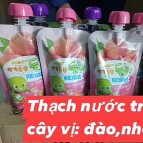 Nước uống trái cây Hàn quốc giá sỉ