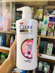 Dầu gội Clear Sakura 480ml Thái Lan giá sỉ