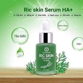 Thanh lí Combo Ric Skin nguyên tem( 1 sữa rửa mặt + 1 serum) giá sỉ