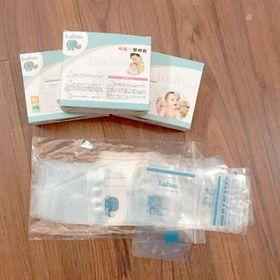 Túi trữ sữa cho mẹ Babuu hộp 30 túi 100ml giá sỉ