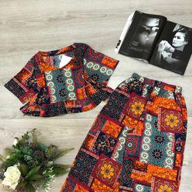 đồ bộ sỉ - set bộ đũi quần rộng siêu đẹp giá sỉ