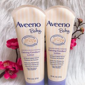 Kem Dưỡng Ẩm Cho Bé Aveeno Baby lavender - Cho da nhạy cảm giá sỉ