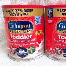 Sữa Enfagrow Premium Toddler Mỹ màu đỏ 907 gram giá sỉ