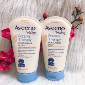 Aveeno Kem bôi đặc trị chàm cho bé Aveeno Baby Eczema Therapy Moisturizing Cream giá sỉ