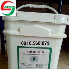 MICRO BIO(Men vi sinh xử lý nước và đáy) giá sỉ