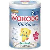 Sữa bột Wakodo số 2 giá sỉ