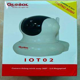 Camera IP Global TAG-IOT02, 2.0 Megapixel, quay quét 360°, giá sỉ