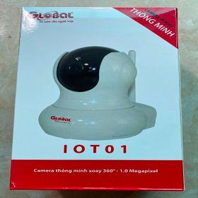 Camera IP Global TAG-IOT01, 1.0 Megapixel, quay quét 360°, giá sỉ