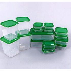 Combo 17 hộp nhựa đựng thức ăn giá sỉ