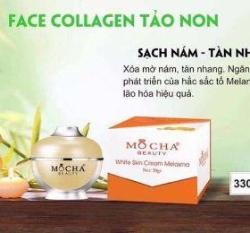 Face collagen tảo non Mocha giá sỉ