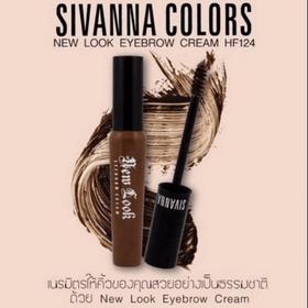 Mascara Chải Mày New Look Eyebrow Cream Sivanna 10g giá sỉ