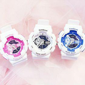 Đồng Hồ Điện Tử Nam Nữ Candycat giá sỉ