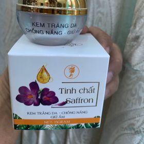 Kem dưỡng tinh chất saffron tóc tiên cty giá sỉ