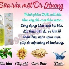 Sữa rửa mặt dược liệu Dr Hương giá sỉ