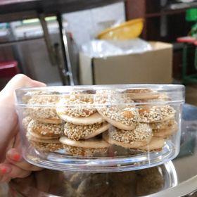 Bánh Đồng Tiền Hạt Điều Hộp 400gr [Sale Sốc] GIÒN RỤM, BAO ĐỔI TRẢ giá sỉ