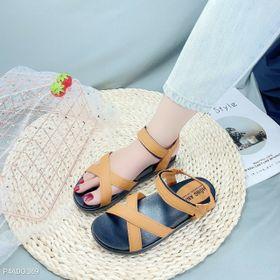 Sandal quai chéo basic đơn giản NHƯNG CỰC ĐẸP giá sỉ