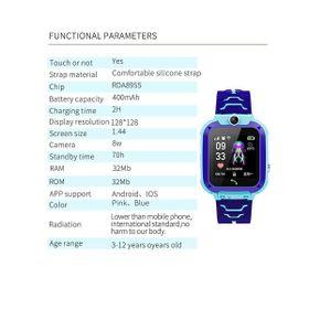 Đồng hồ Q12 cho bé (Chống nước) giá sỉ