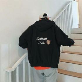 Áo Khoác Dù Forever Love 2 lớp nam nữ giá sỉ
